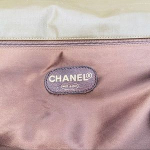 CHANEL Bags - 1993 CHANEL XXL QUILTED HUGE MAXI FLAP BAG BROWN